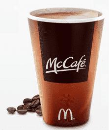 Mcdonald S Free Small Mccafe Coffee September 16 29