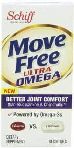 Freebie: FREE Move Free Ultra Omega Sample