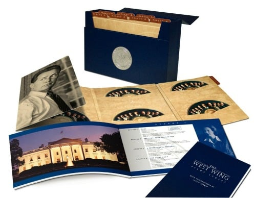 Amazon Best Bargain of the Day: The West Wing: The Complete Series Collection on DVD Only $61.99 Shipped (Regularly $299.98)