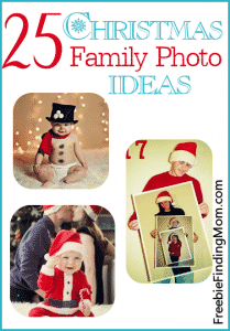 25 Christmas Family Photo Ideas - Whether you are looking for cute, funny, or touching holiday family photo ideas there's something here to inspire every family, even the goofiest ones.