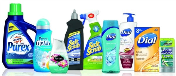 A Plus Values: $10 Coupon Booklet for Popular Products (Purex, Soft Scrub, Dial, Right Guard + More)