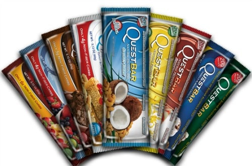 Freebie: FREE Quest Bar Sample