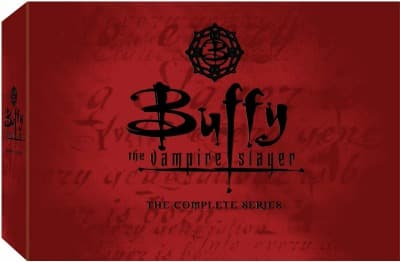 "Amazon: Up to 71% Off the Complete Series of ""Buffy The Vampire Slayer"" and ""Angel"" on DVD - Today Only!"