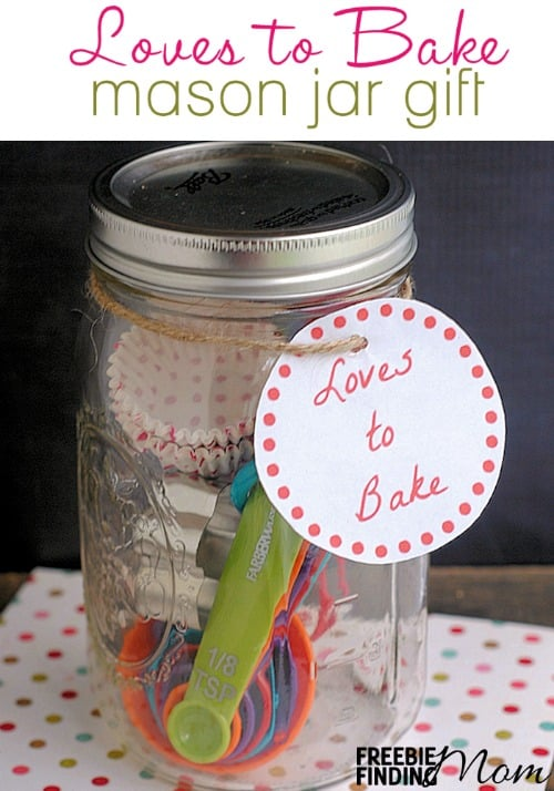 12 Days Of Diy Gifts In A Jar Loves To Bake Mason Jar Gift