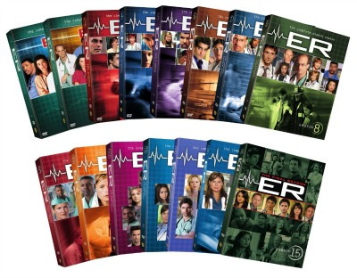 Amazon: ER: The Complete Seasons 1-15 on DVD Only $143.99 Shipped (Regularly $678.92) - Today Only!