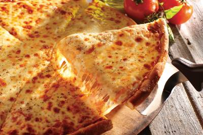 Sbarro: FREE NY Cheese Pizza Slice