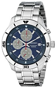 Amazon Best Bargain of the Day: Select Seiko Men's Watches Only $69.99 Shipped (Regularly $239.00)