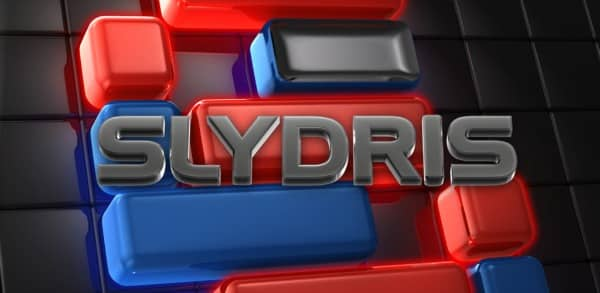 Slydris app banner to promote today's free Android app download