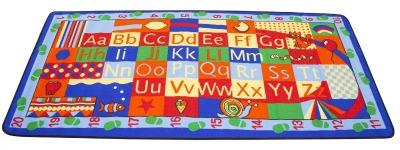 alphabetcarpet