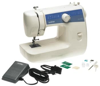 Amazon deal: Get the highly rated Brother Easy-to-Use, Everyday Sewing Machine just $58.99 shipped
