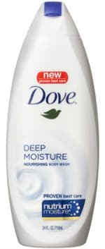 Freebie: FREE Dove Deep Moisture Body Wash Sample