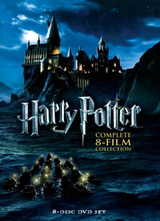Amazon Best Bargain of the Day: Up to 66% off Harry Potter Complete Film Collections on Blu-ray and DVD