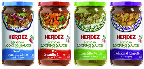 Herdez Cooking Sauces to promote this week's Kroger free Friday download