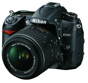 Amazon Best Bargain of the Day: Nikon D7000 16.2-Megapixel Digital SLR Camera with 18-55mm Lens Only $649.95 Shipped (Regularly $949.99)