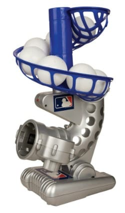 Today's Amazon Lighting Deals - Tuesday, November 11, 2014 Franklin MLB pitching machine