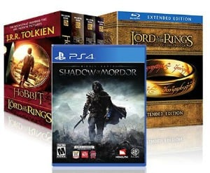 """Amazon Best Bargain of the Day: 66% Off """"The Hobbit and The Lord of the Rings Ultimate Media Collection"""" On Blu-Ray, XBox One, and PS4"""