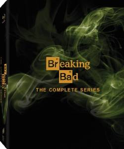 "Amazon Best Bargain of the Day: ""Breaking Bad: The Complete Series"" on Blu-ray or DVD as Low as $59.99 Shipped (Regularly $160.99)"
