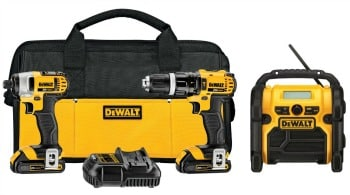 Amazon Best Bargain of the Day: Up to 60% Off Select DEWALT Power Tools