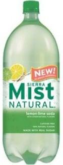 Sierra Mist 2-liter to promote this week's Kroger free Friday download