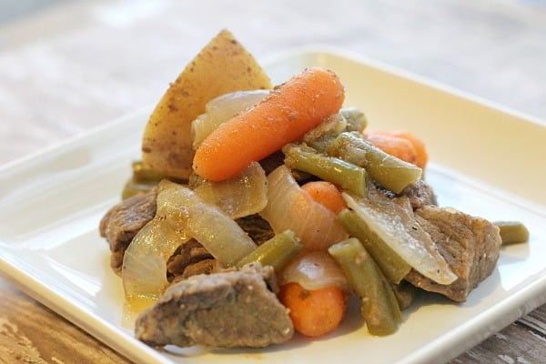 Slow Cooker Beef Stew Recipe 4