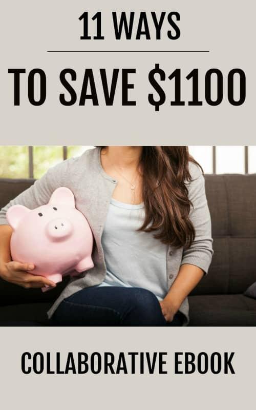 11 Ways to Save 1100