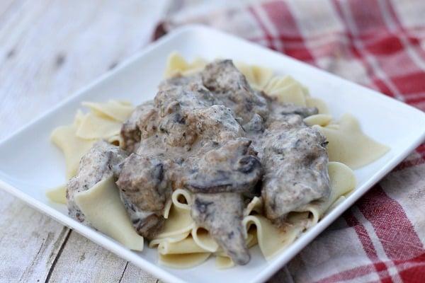 Beef Stroganoff Crockpot Recipe 5