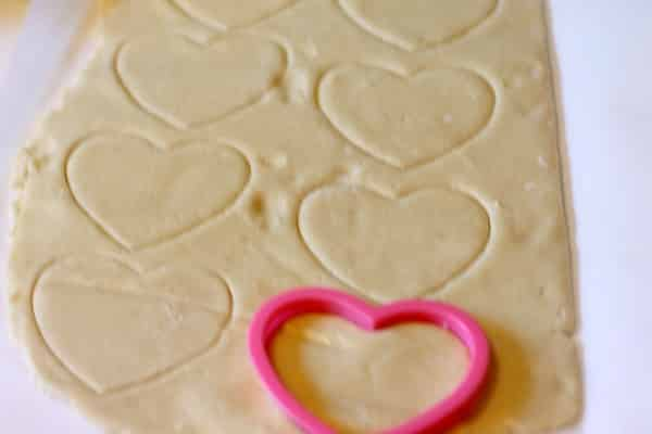 Heart Valentine Cookies: An Easy Sweet Treat For February 14th