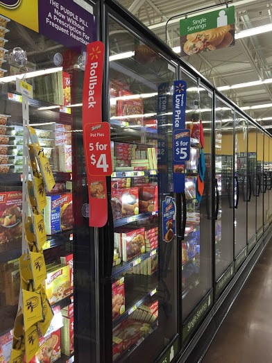 Banquet Meals on Rollback at Walmart (Through February 24)