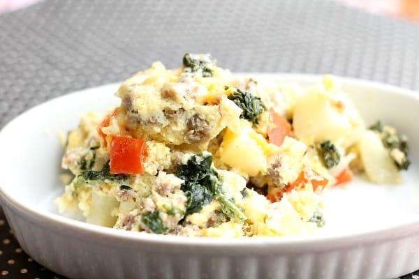Crockpot Breakfast Casserole Recipe 6