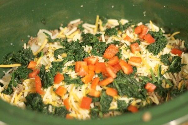Crockpot Breakfast Casserole Recipe 3