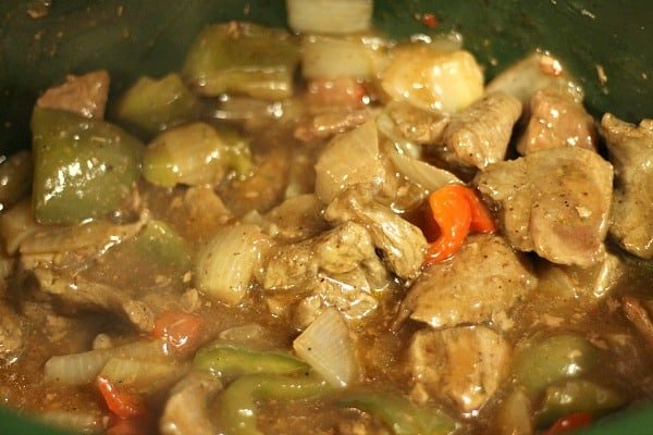 Slow Cooker Beef Stew Recipe: Sweet and Spicy Beef and Peppers 5