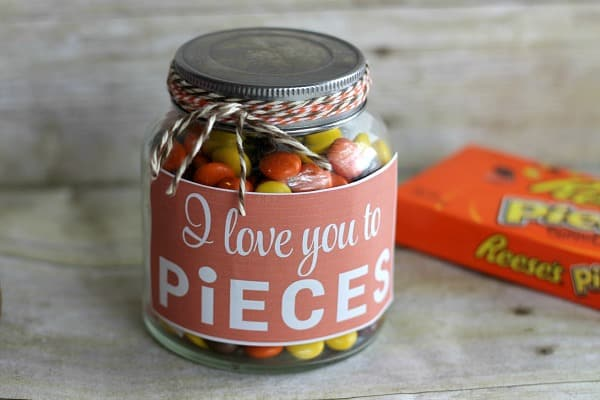 Valentine's Day DIY Gifts: I Love You to Pieces Gift 2
