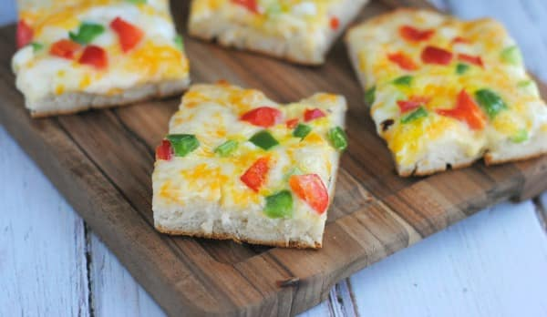 Easy Breakfast Pizza Recipe 3