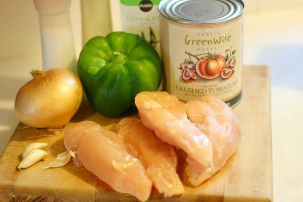 Chicken Cacciatore Slow Cooker Recipe 1