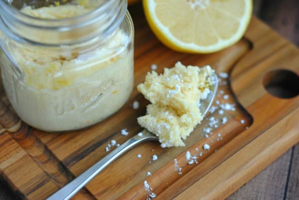 Lemon Cake in a Jar Recipe 4
