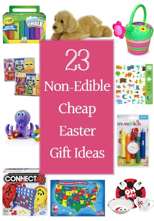 23 non edible cheap easter gift ideas need non edible easter basket gift ideas here you go23 fun and customffm negle Gallery