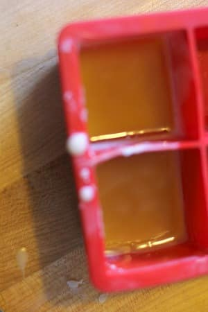 DIY Beauty Care: Homemade Coconut Oil Creamsicle Lotion Bars 3