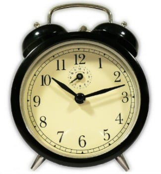 alarm clock to promote ways to earn cash
