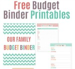 FREE Printable Budget Binder – Download or Print
