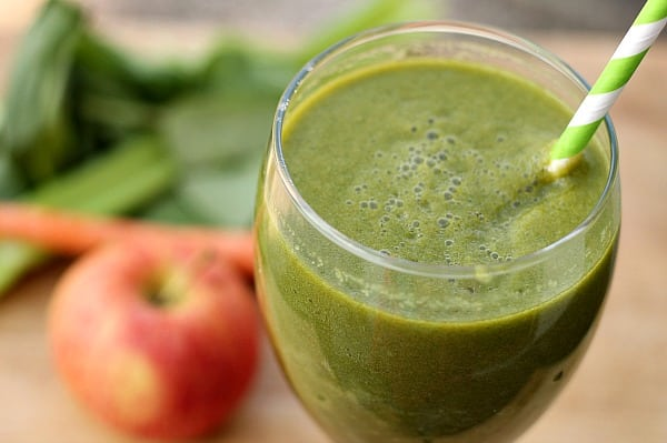 Fruit and Vegetable Juice Cleanse 6