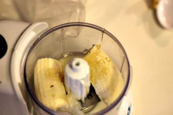 Homemade Banana Face Mask 2