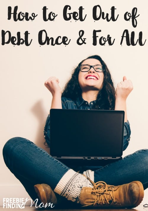 Are you in debt? Being in debt is a stressful situation that haunts you each and every day. Rather than feeling overwhelmed or embarrassed, be proactive by following the steps in this article so you can learn how-to get out of debt once and for all.
