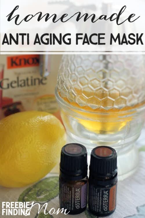 10 HOMEMADE ANTI-AGING FACE MASK RECIPES