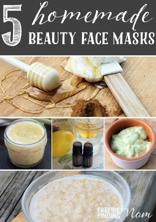 Would you like to treat your skin to a powerful beauty face mask without the high price tag and unnatural ingredients? Then check out these five homemade beauty face masks that will help you treat most any beauty dilemma including acne, wrinkles, signs of aging, dryness, dullness, and more. Plus these DIY beauty treatments all require less than 10 ingredients and take only minutes to whip up.