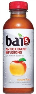 Bai5 Natural Antioxidant Drink to promote this week's Kroger free Friday download