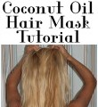 coconutoilhairmask