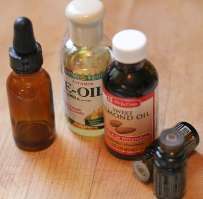 Homemade Cuticle Oil Recipe 1