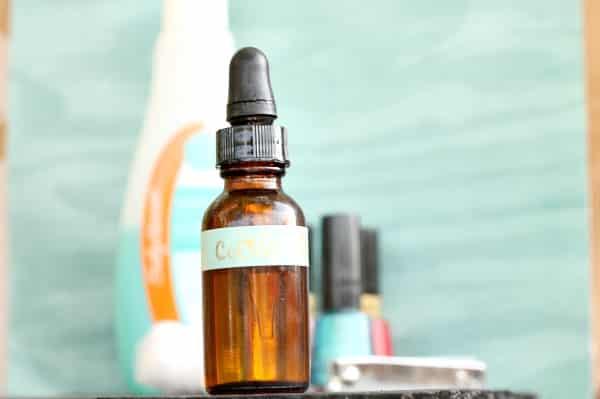 Homemade Cuticle Oil Recipe 2