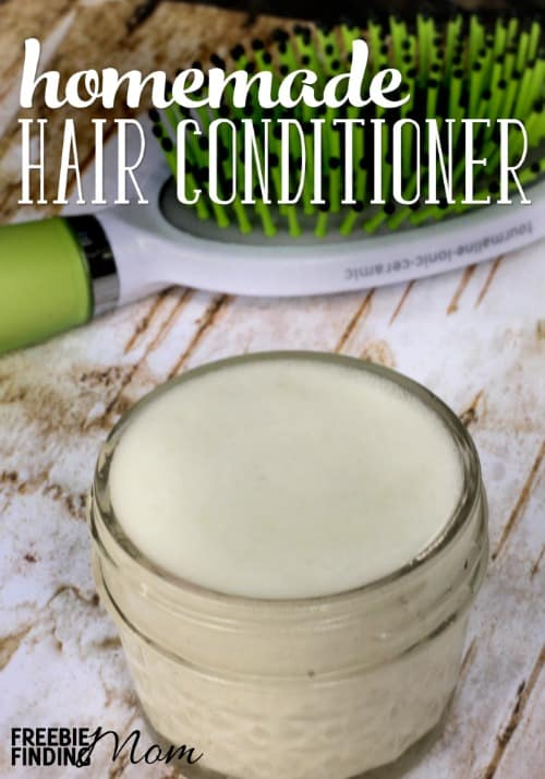 Easy Homemade Deep Conditioner For Natural Hair