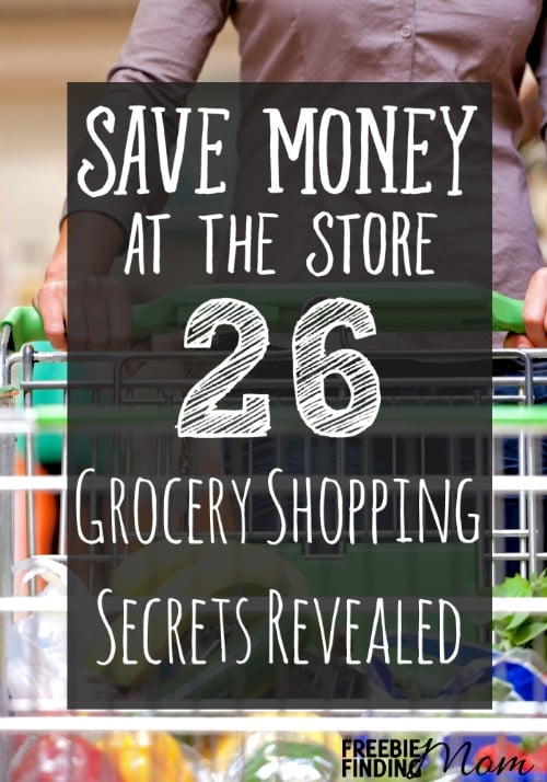 How would you like to save money on groceries without being an extreme couponer or spending hours clipping coupons? Yep, it's possible! Find out my best secrets to save money groceries shopping here.